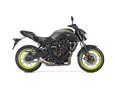 2018 Yamaha MT-07 for sale 200527447