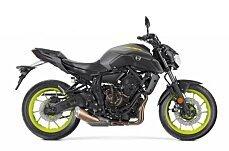 2018 Yamaha MT-07 for sale 200558726