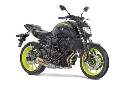 2018 Yamaha MT-07 for sale 200581103
