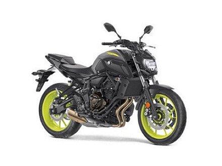 2018 Yamaha MT-07 for sale 200583894