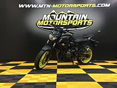 2018 Yamaha MT-07 for sale 200588165