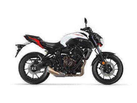 2018 Yamaha MT-07 for sale 200589478