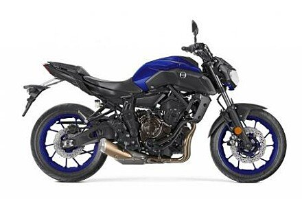 2018 Yamaha MT-07 for sale 200595797