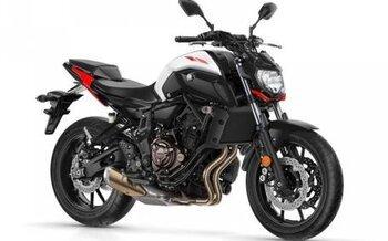 2018 Yamaha MT-07 for sale 200608015