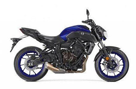 2018 Yamaha MT-07 for sale 200610224