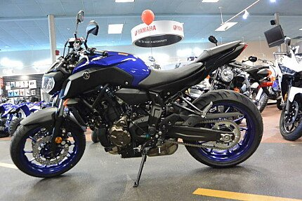 2018 Yamaha MT-07 for sale 200615008