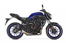 2018 Yamaha MT-07 for sale 200619067