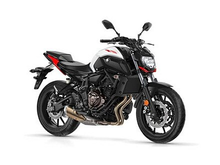 2018 Yamaha MT-07 for sale 200619693