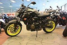 2018 Yamaha MT-07 for sale 200625412