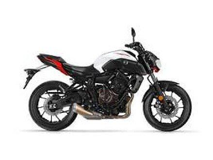 2018 Yamaha MT-07 for sale 200647818