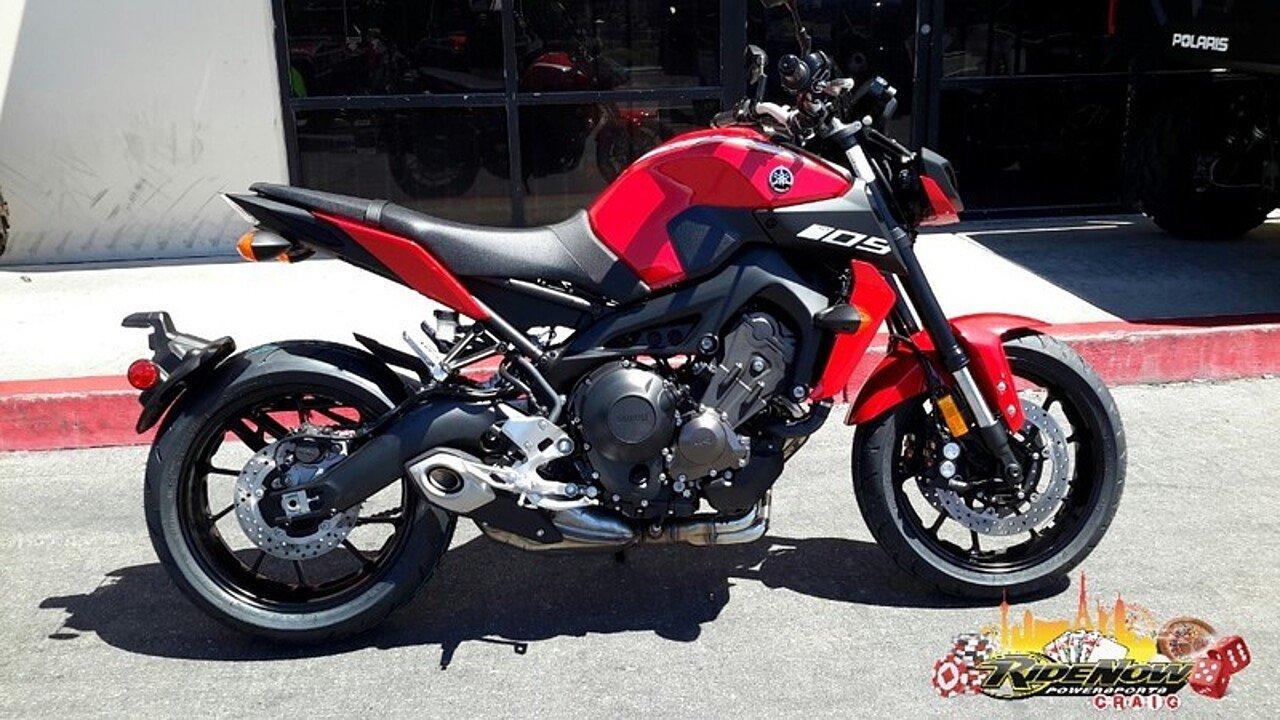2018 Yamaha MT-09 for sale 200532255