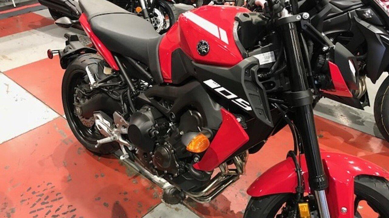 2018 Yamaha MT-09 for sale 200549165