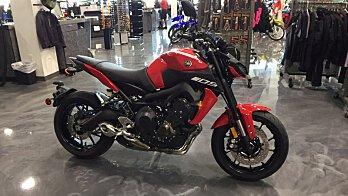 2018 Yamaha MT-09 for sale 200553118