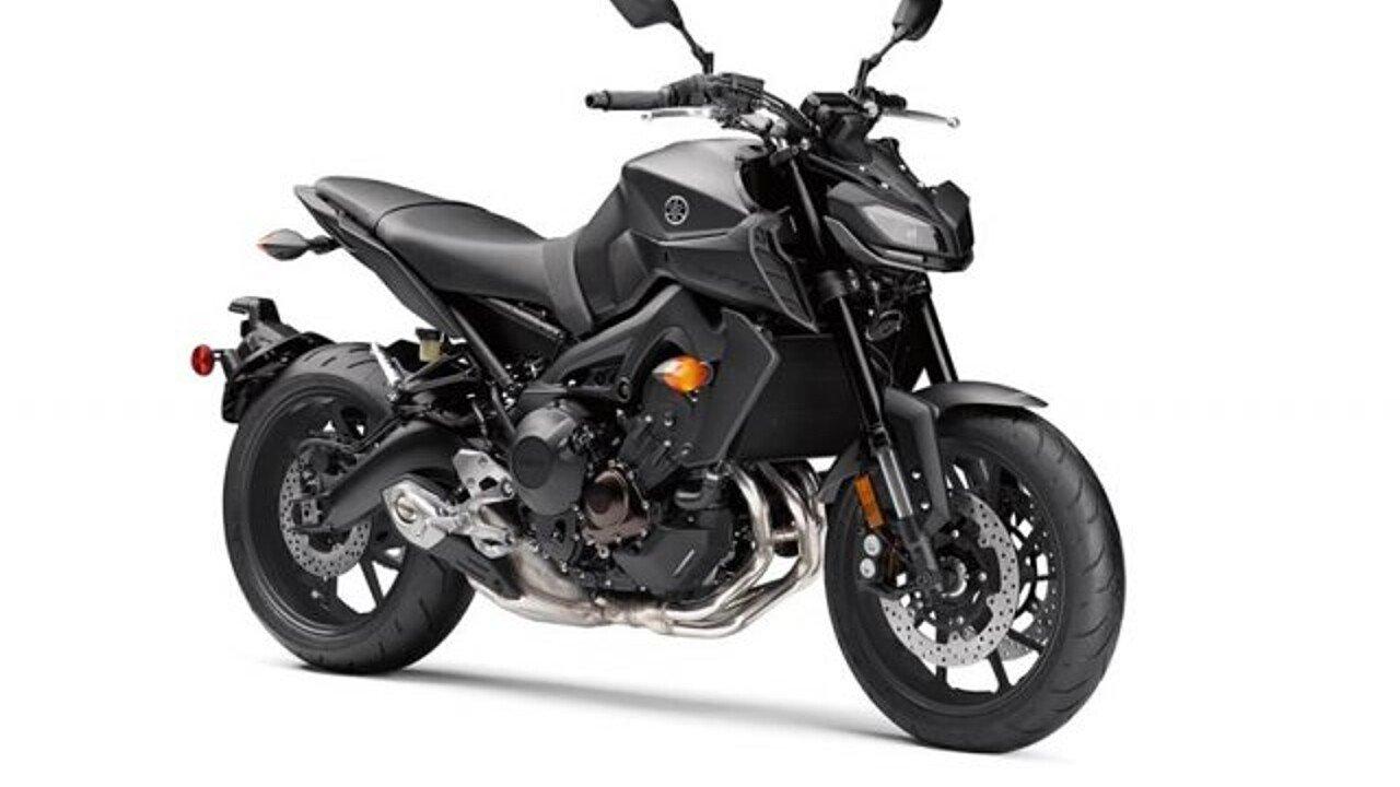 2018 Yamaha MT-09 for sale 200564030