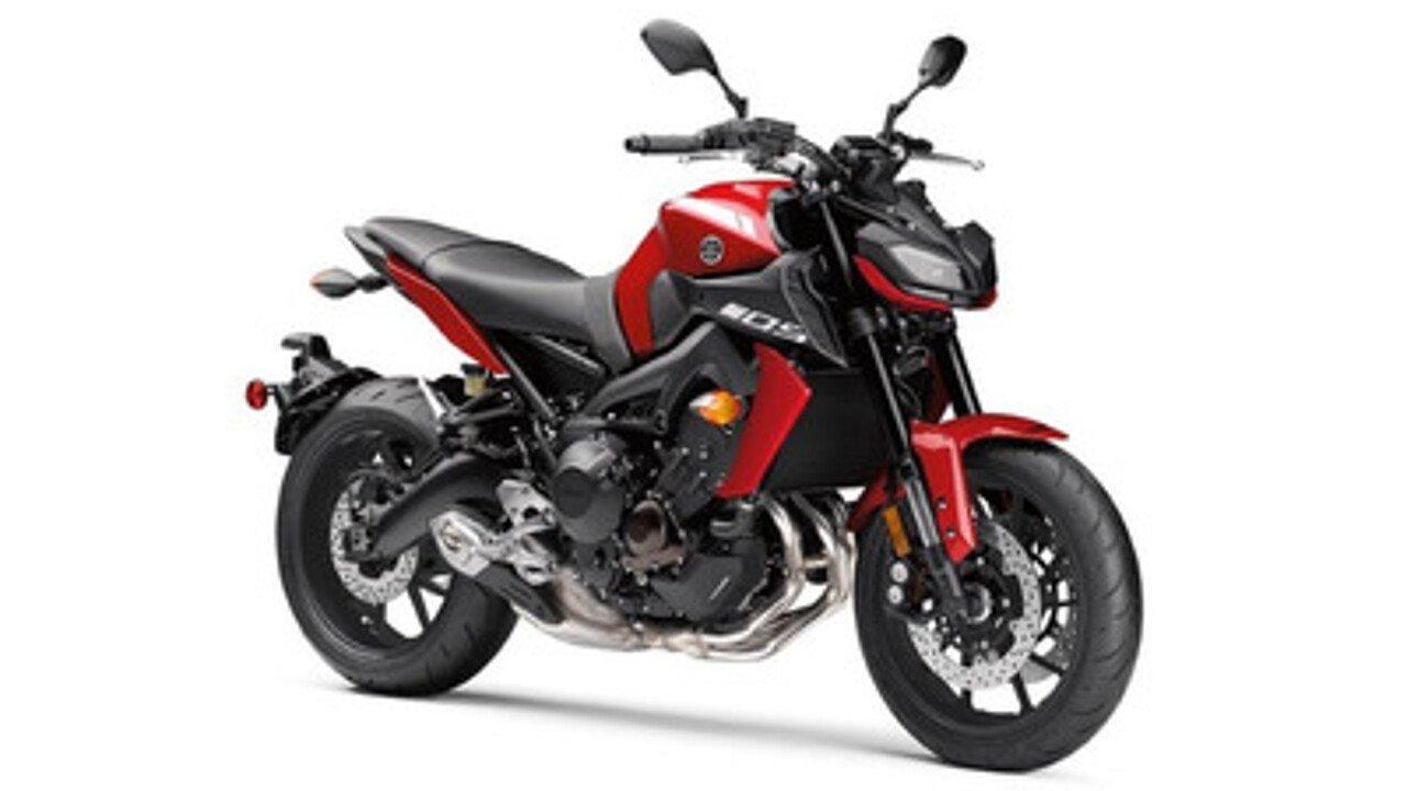 2018 Yamaha MT-09 for sale 200570463