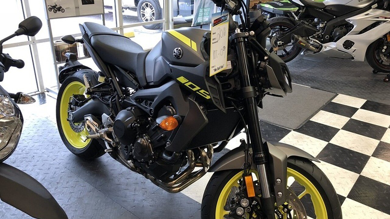 2018 Yamaha MT-09 for sale 200579200