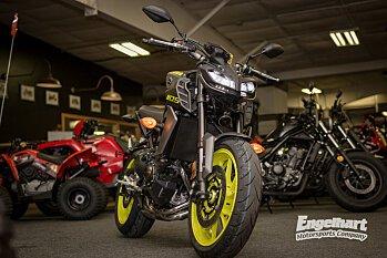 2018 Yamaha MT-09 for sale 200582251