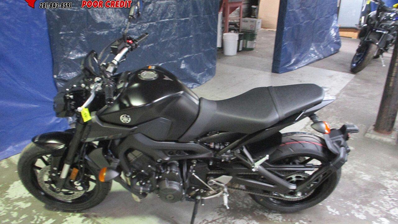 2018 Yamaha MT-09 for sale 200584574