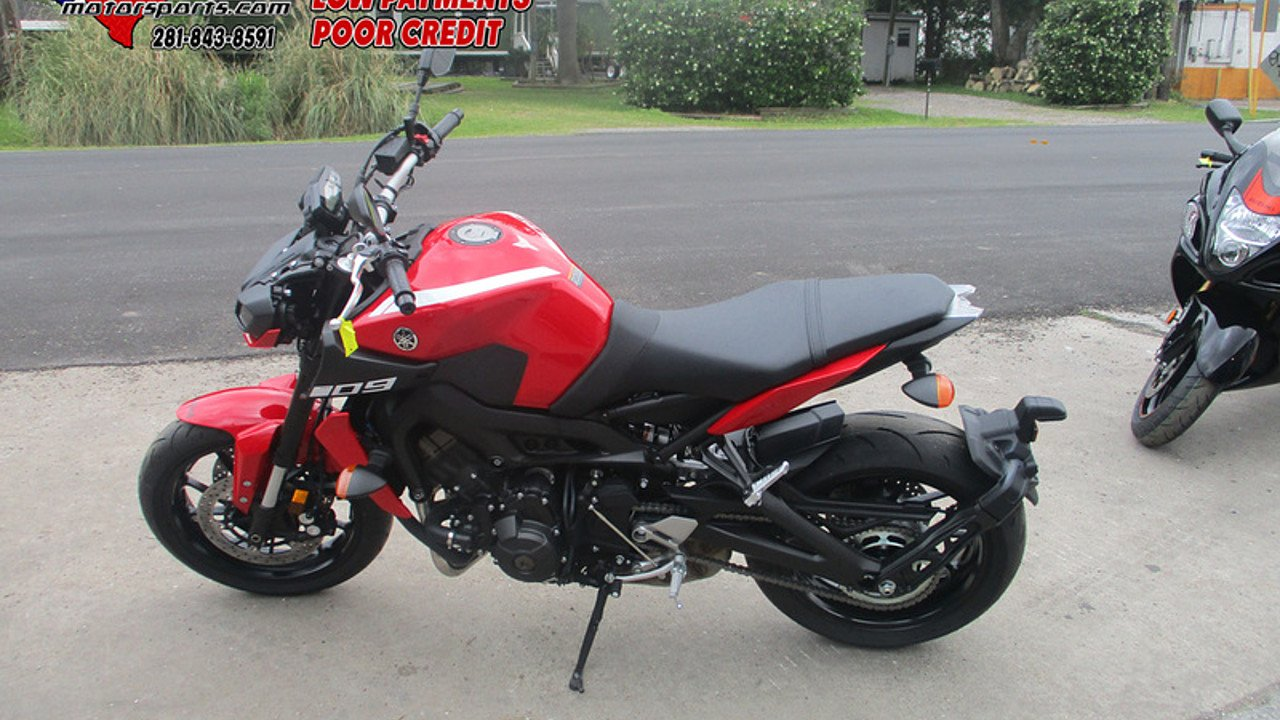 2018 Yamaha MT-09 for sale 200584575