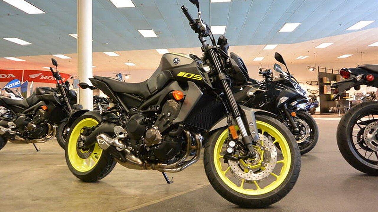 2018 Yamaha MT-09 for sale 200599663