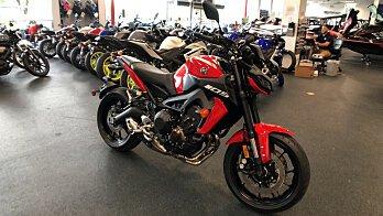 2018 Yamaha MT-09 for sale 200610623