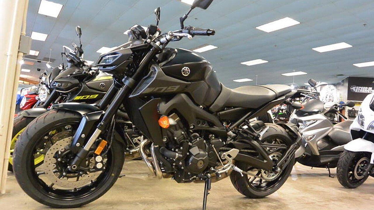 2018 Yamaha MT-09 for sale 200619683