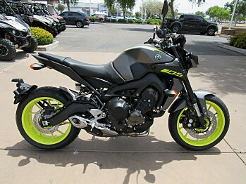 2018 Yamaha MT-09 for sale 200620161