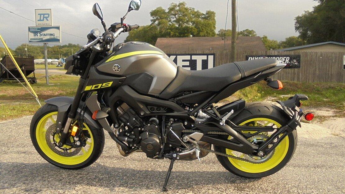 2018 Yamaha MT-09 for sale 200620231