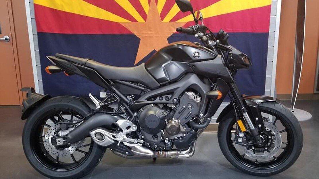 2018 Yamaha MT-09 for sale 200656588