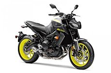 2018 Yamaha MT-09 for sale 200602028