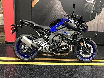 2018 Yamaha MT-10 for sale 200515399