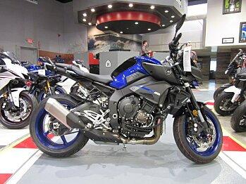 2018 Yamaha MT-10 for sale 200526400