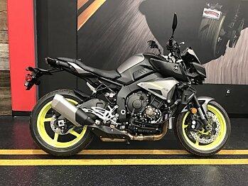 2018 Yamaha MT-10 for sale 200526402