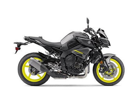 2018 Yamaha MT-10 for sale 200529396