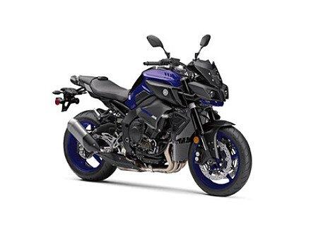 2018 Yamaha MT-10 for sale 200536115