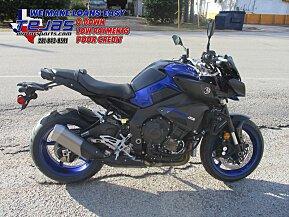 2018 Yamaha MT-10 for sale 200584460