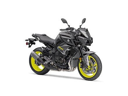 2018 Yamaha MT-10 for sale 200592573