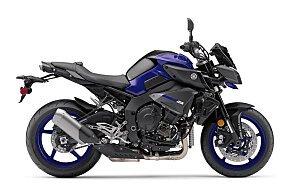 2018 Yamaha MT-10 for sale 200643381