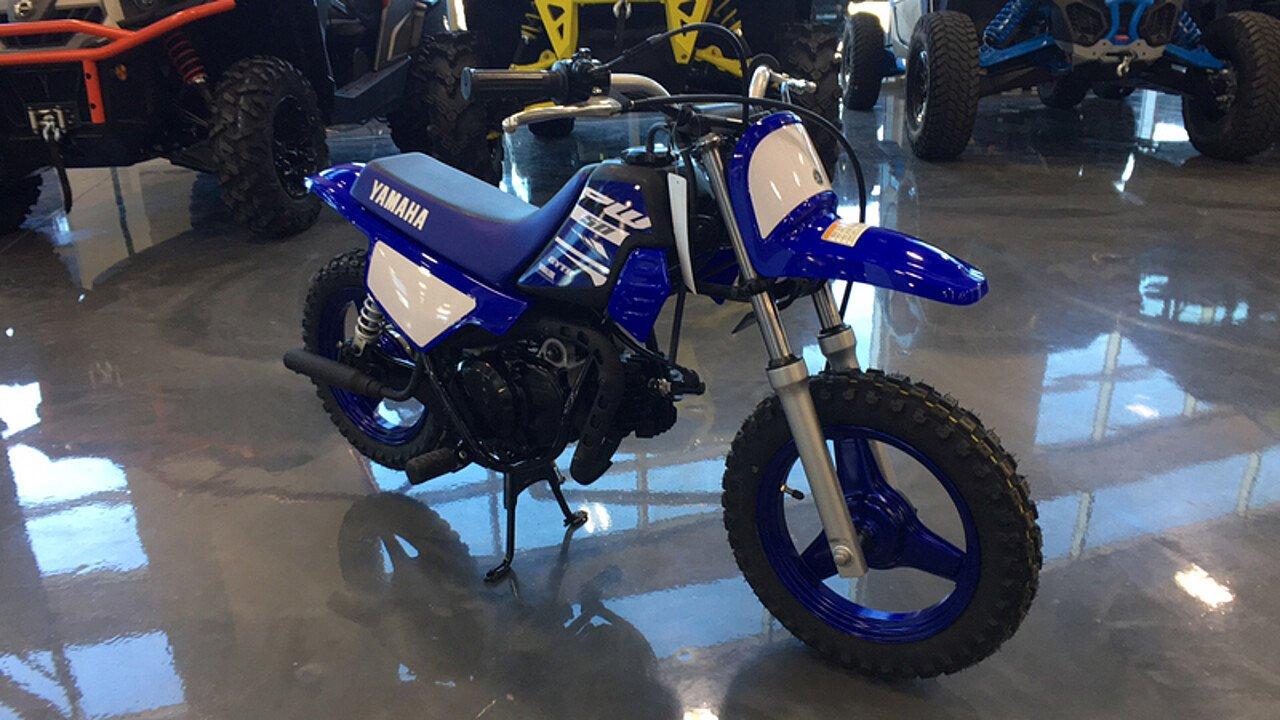 2018 Yamaha PW50 for sale 200515576