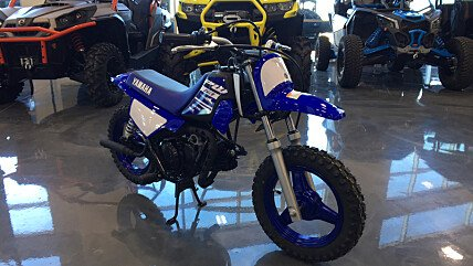 2018 Yamaha PW50 for sale 200515577