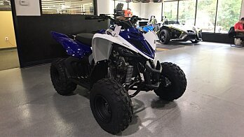 2018 Yamaha Raptor 90 for sale 200486262