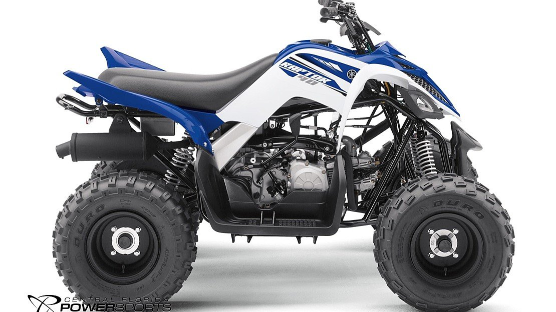 2018 Yamaha Raptor 90 for sale 200508424