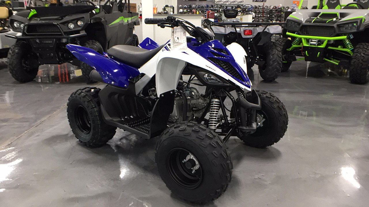 2018 Yamaha Raptor 90 for sale 200524076