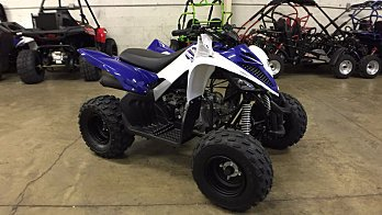 2018 Yamaha Raptor 90 for sale 200524758