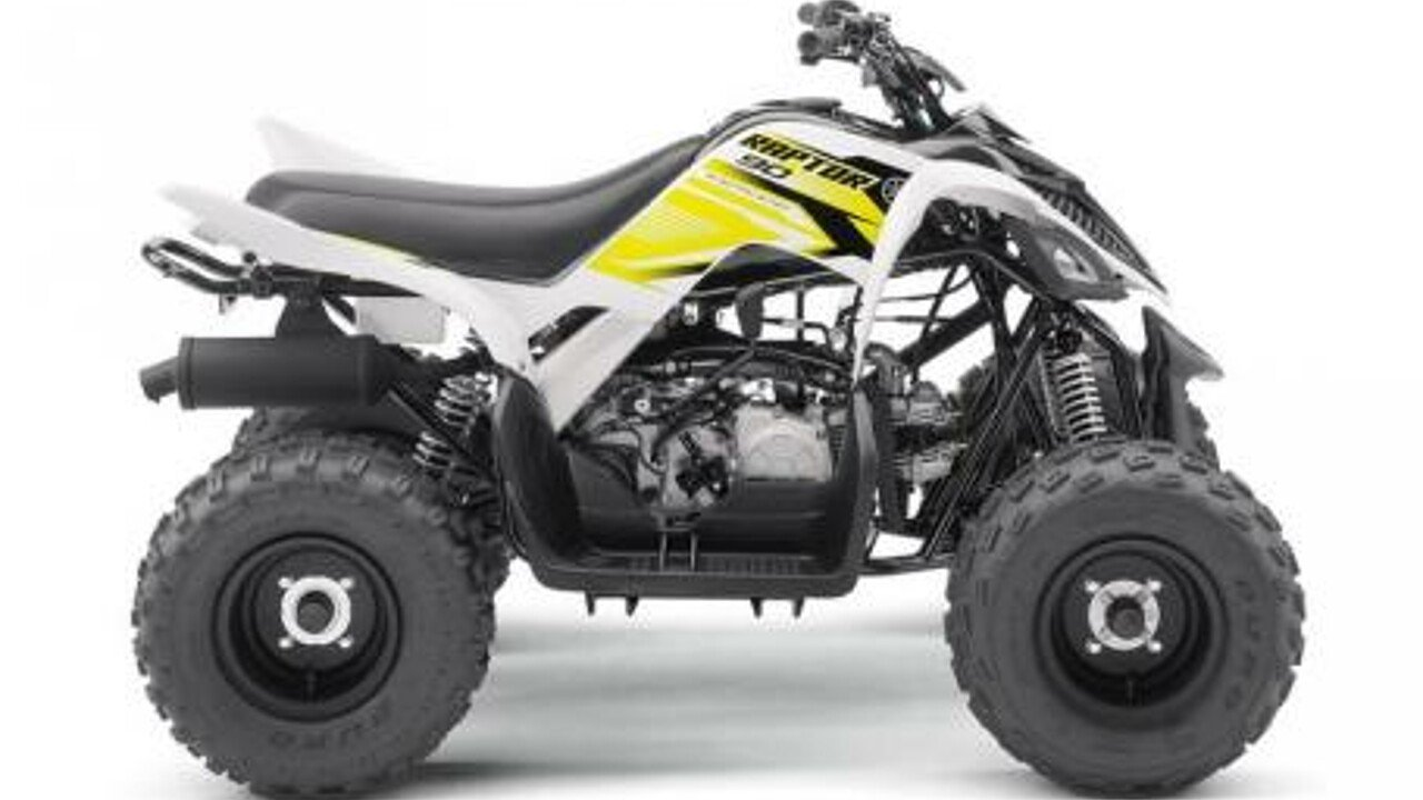 2018 Yamaha Raptor 90 for sale 200578950