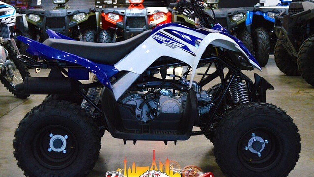 2018 Yamaha Raptor 90 for sale 200591293