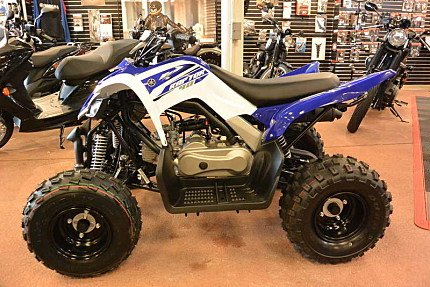 2018 Yamaha Raptor 90 for sale 200586975