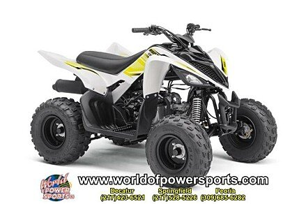 2018 Yamaha Raptor 90 for sale 200637151