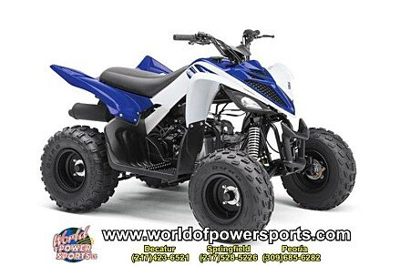 2018 Yamaha Raptor 90 for sale 200637179