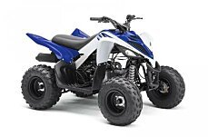 2018 Yamaha Raptor 90 for sale 200641449